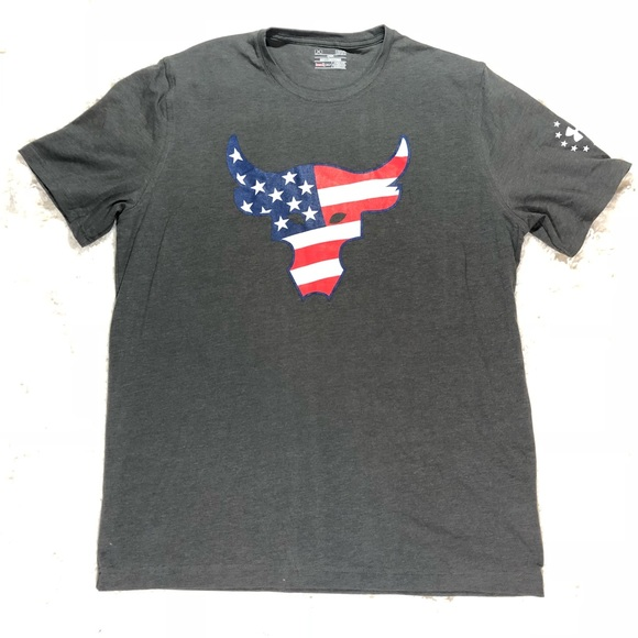 bee8e2e7 Under Armour x Project Rock T-Shirt NWT